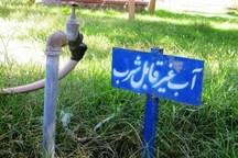80 درصد فضای سبز خرم آباد با منابع غیرشرب آبیاری می شود