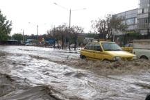 پنج شهرستان خراسان رضوی درگیر  سیل و آبگرفتگی شدند