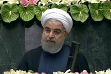 رئیس جمهور روحانی: مردم با زبان رای خود گفتند چه می خواهند