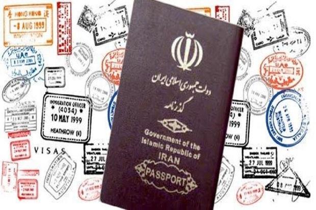 افزون بر هفت هزار روادید  عراق برای زائران یزد صادر شد