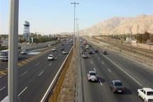مدیر کل راهداری البرز: ترافیک آزاد راه کرج - تهران روان می شود