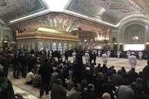 جلوه های ویژه مراسم تدفین آیت الله هاشمی رفسنجانی