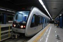 2 مورد نقص فنی در خط 3 مترو تهران موجب اختلال در حرکت قطارها شد