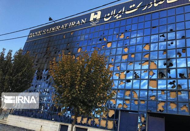 عامل تخریب بانکهای شرق تهران دستگیر شد