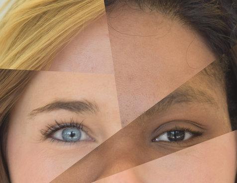 تشخیص رنگ مو، چشم و پوست با DNA