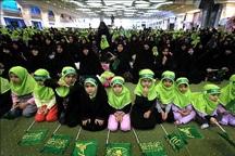 همایش سه سالههای حسینی در حرم عبدالعظیم (ع) برگزار شد