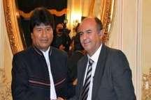 بولیوی حاضر به شرکت در رزمایش بین المللی با حضور آمریکا نشد