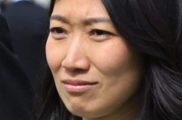 عکس/ همسر چینی وزیر خارجه جدید انگلیس