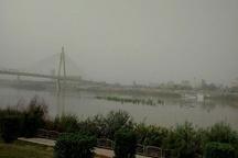 وزش باد پیش بینی هواشناسی برای خوزستان است