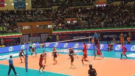 ایران قهرمان رقابت های والیبال زیر 23 سال آسیا شد  پیروزی باشکوه ایران بر ژاپن