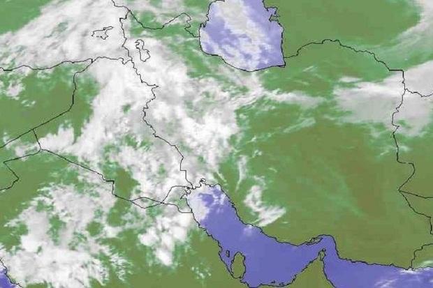 سامانه بارشی فعال فردا  چهارشنبه  وارد آذربایجان غربی می شود