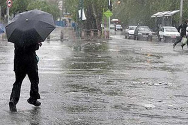 بارش های البرز 44 درصد افزایش یافت
