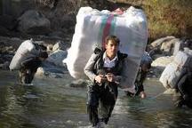مرگ کولبری دیگر در ارتفاعات مریوان