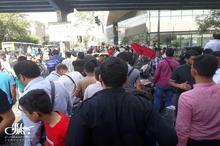 تعطیلی تعدادی از مغازه های بازار موبایل چارسو و علاالدین در اعتراض به نرخ دلار+ فیلم