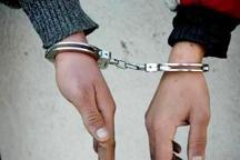 سارقان خارجی در مشهد دستگیر شدند