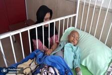 تحریم ایران جان کودکان سرطانی را به خطر میاندازد