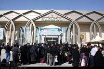 مرز مهران در نوروز 97 میزبان 299 هزار زائر عتبات عالیات بود