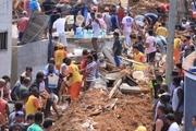 آب گرفتگی در 73 شهر برزیل/ 21 کشته و زخمی در رانش زمین در ریودوژانیرو+ تصاویر