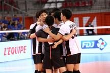 سرمربی تیم ملی والیبال ژاپن: بازیکنان ایران ما را دست کم گرفتند/ انتظار بیشتری از آن ها داشتیم
