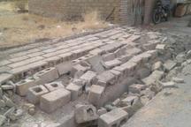 ریزش دیوار در جوزدان اصفهان جان کودک هشت ساله را گرفت