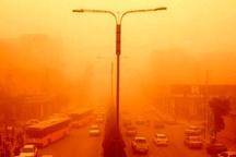 گرد و غبار کهگیلویه و بویراحمد را در می نوردد
