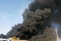 انفجار در خمین یک مصدوم بر جا گذاشت