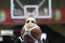 رقابت بسکتبال دختران کشور در سمنانآغاز شد
