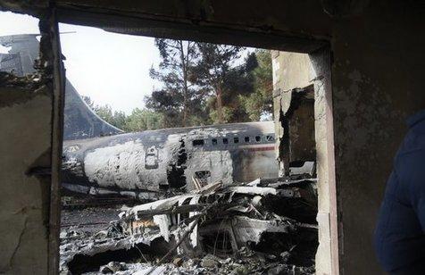 تشییع شهدای هواپیمای ۷۰۷ فردا