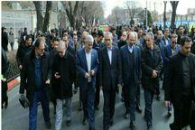 استاندار آذربایجان شرقی: مردم مدافع ارزش های انقلابند
