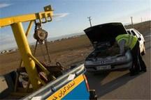 گردنه گیری خودروهای امدادی بی نام و نشان در جاده های مازندران