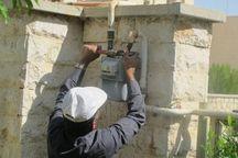 ۳۶۴ انشعاب رایگان گاز به مددجویان کردستانی واگذار شد