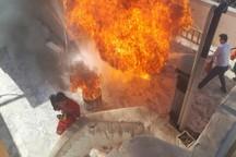 مانور امداد و نجات در بیمارستان پاستور مشهد برگزار شد