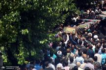 مراسم تشییع پیکرهای مطهر 150 شهید دوران دفاع مقدس-2