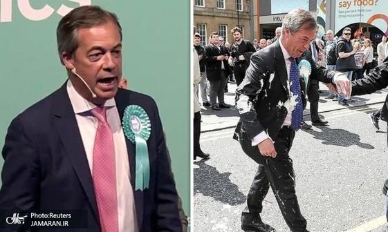 پذیرایی غیرعادی از یک سیاستمدار+ عکس