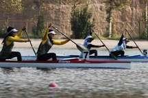 2 قایقران کرمانشاهی خود را برای حضور در مسابقات قهرمانی آسیا آماده می کنند