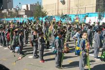245 هزار دانش آموز قزوینی سال تحصیلی جدید را آغاز کردند