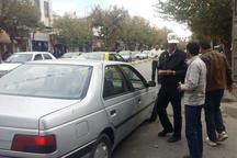 دو هزار و 400 تاکسی بدون مجوز در مشهد اعمال قانون شدند