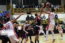 سرمربی تیم بسکتبال شهرداری گرگان: حریفان را دست کم نمی گیریم