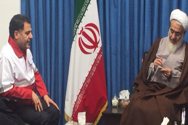 2میلیون داوطلب در سراسر ایران با جمعیت هلال احمر همکاری دارند