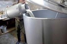 حدود 8 هزار تن شیر از خراسان شمالی خارج شد