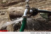 قطع آب آشامیدنی مناطقی از شهر کرمانشاه