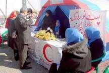 80 پایگاه نوروزی جمعیت هلال احمر در تعطیلات نوروز در خوزستان مستقر می شود