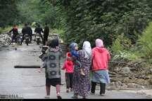 شرایط در مناطق سیلزده غرب گیلان به حالت عادی برگشت