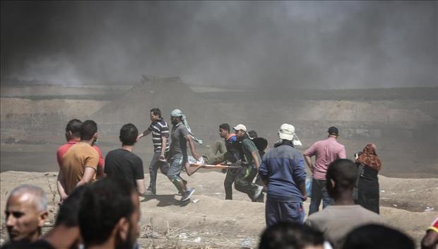 شمار شهدای فلسطینی در نوار غزه به 62 نفر رسید/ اخراج سفیر اسرائیل از ترکیه