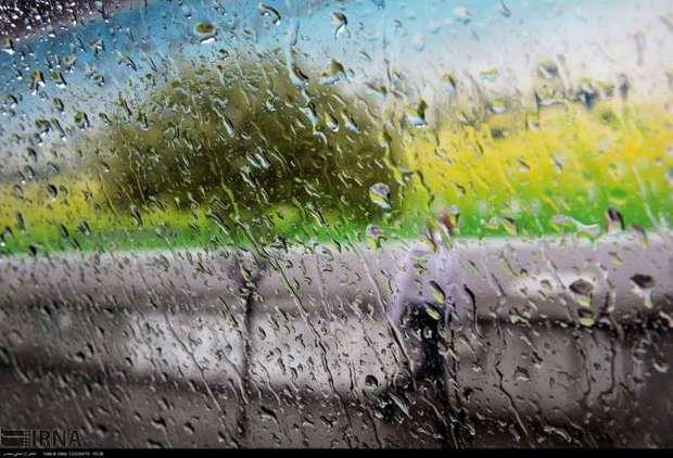 باد و باران و تندر دوباره ناخوانده مهمان گیلان می شود
