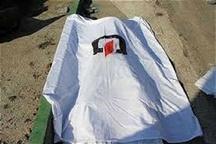 کشف جسد مجهولالهویه در دزفول