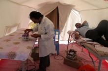 افتتاح بیمارستان 50 تختخوابی برای زائران عتبات در مهران