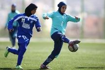 پیروزی استقلال خوزستان در لیگ برتر فوتبال بانوان