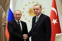 اردوغان به دیدار پوتین رفت