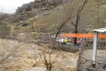 بارندگی کوهرنگ 48.6 میلیمتر گزارش شد